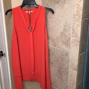 Super sexy orange dress